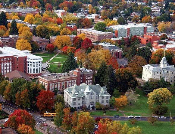 Trường đại học công lập Oregon State University